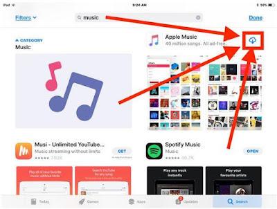 Cara Memulihkan Aplikasi Bawaan iPhone