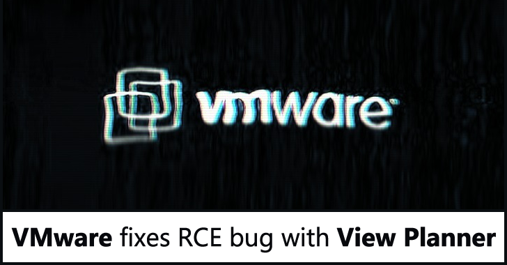 VMware Fixes Critical RCE Vulnerability with View Planner