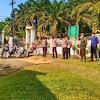 Antisipasi Karhutla, Babinsa M Arifin dan Tim Ikuti Ground Chek