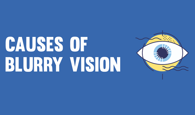 Causes of Blurry Vision