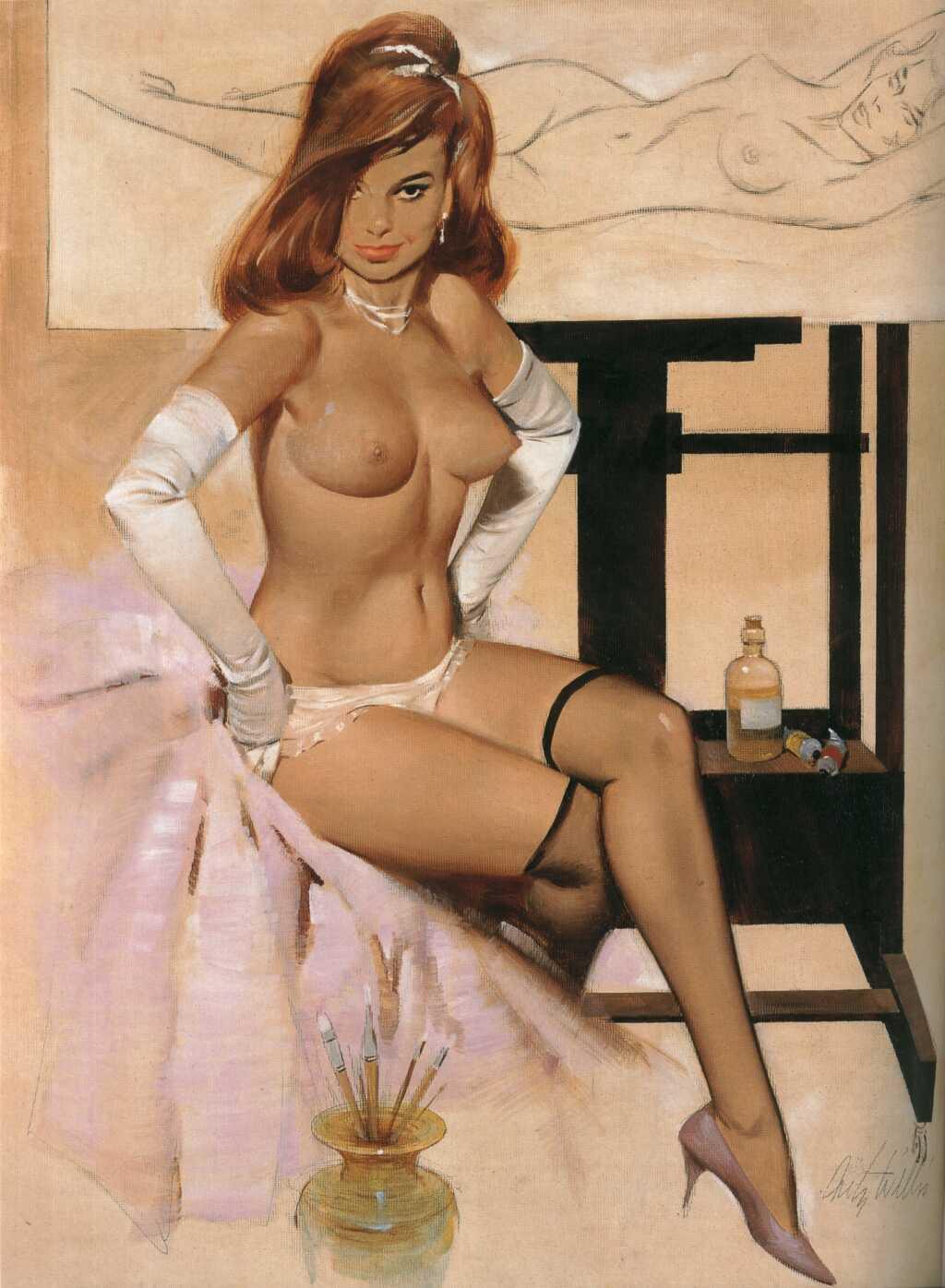 vintage erotic xxx