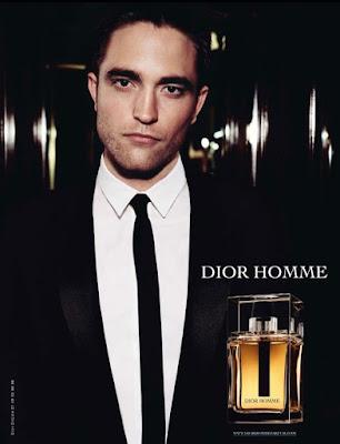 Dior Homme 2020 campanha com Robert Pattinson