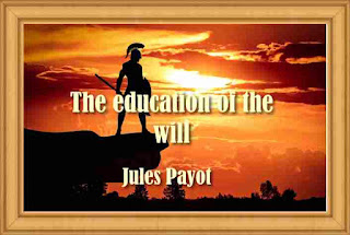 The education of the will