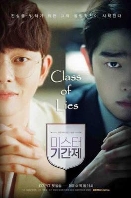 Drama yang akan di tayangkan di stasiun televisi OCN ini merupakan drama Korea terbaru yan Sinopsis Drama Class of Lies Episode 1-16 (Lengkap)