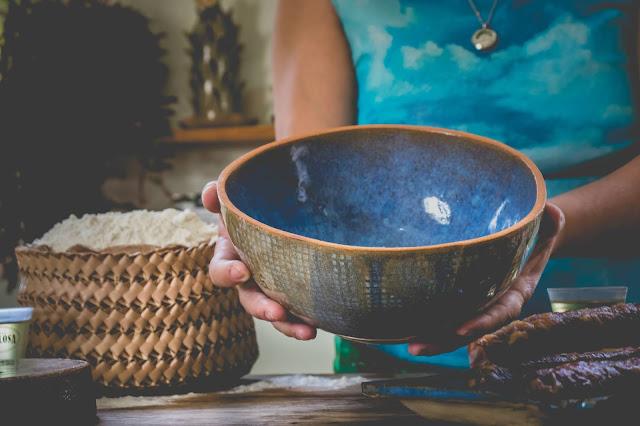 Tigela de Cerâmica - Rakel Atelier