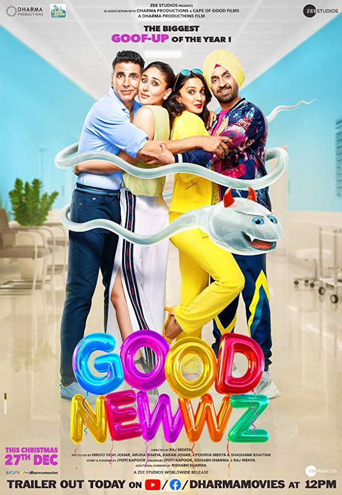 Good Newwz (Hindi) Ringtones and bgm for Mobile