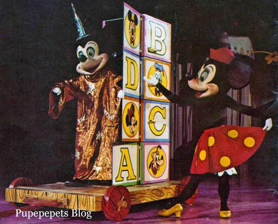 Pupepepets Blog Mickey Amp Minnie Through The Years 1955