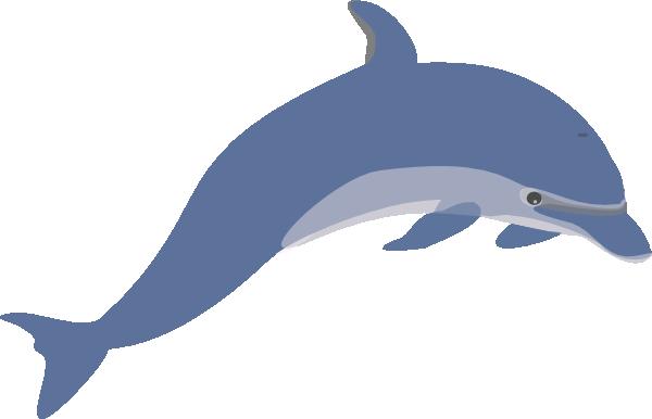 Dibujos Infantiles De Delfines A Color: Dibujos De Delfines En Color