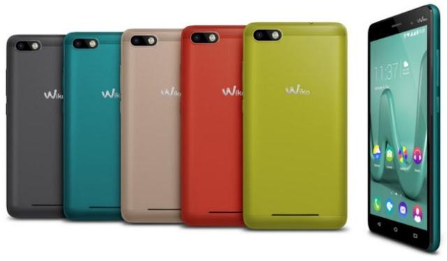 Harga Smartphone Wiko Lenny Tahun 2017 Lengkap Dengan Spesifikasi, Processor Dual Core 1.3 Ghz, Layar 5 Inchi, Kamera 5 MP