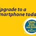 Buy a new smartphone and enjoy 100% bonus data for 6month