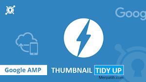 Thumbnail Di Artikel Blog Amp Rapih Sesuai Ukuran  Dan Tidak Blur