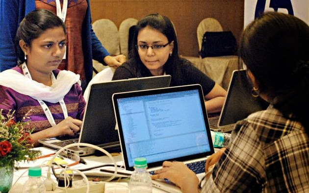 Only 2 per cent of professionals working in FOSS are Women