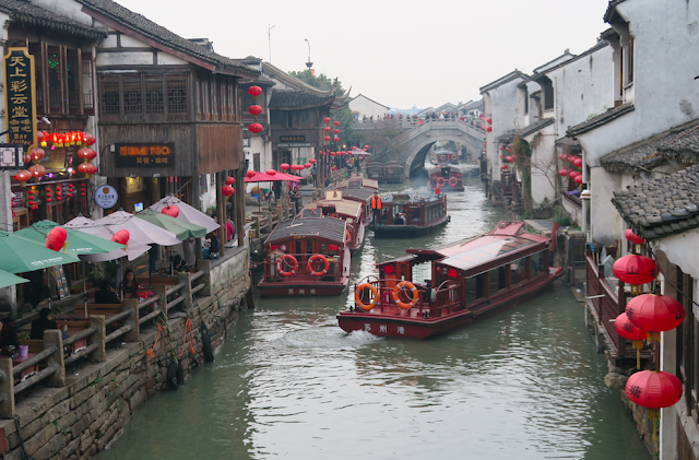 Shanghai 5 Days 4 Nights Itinerary