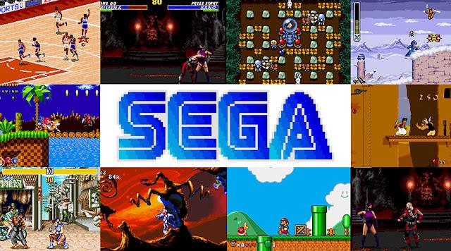 SEGA Games Untuk Anda Bermain Secara Percuma