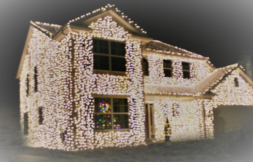 Griswold Christmas Lights.Northern Illinois Windows Blog We Clean Windows One Pane