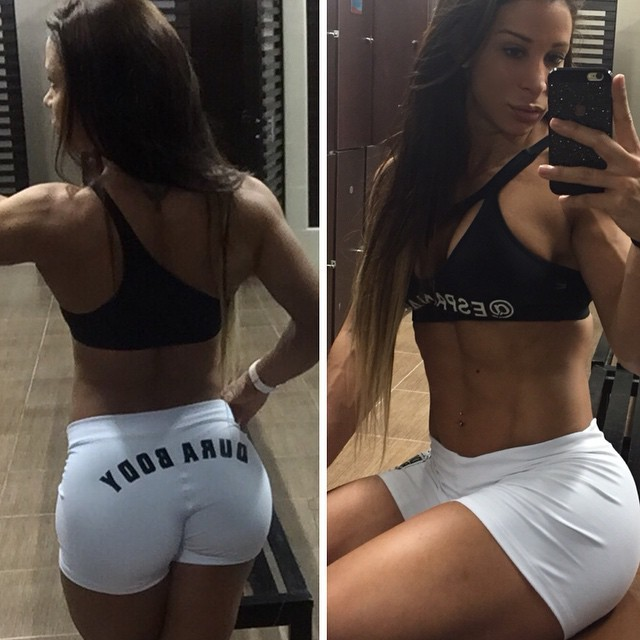 ANA COZAR, THE QUEEN OF THE FITNESS WORLD 5