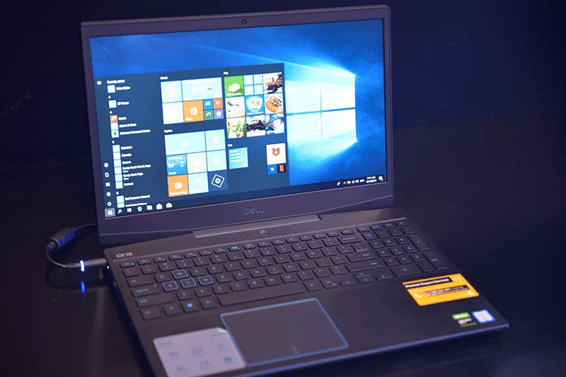 Dell G3 laptop