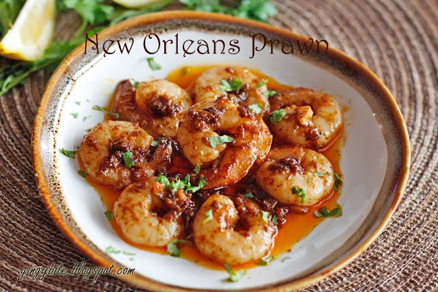 New Orleans Prawn 新奥尔良虾