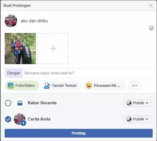 cara mengetahui siapa yang telah melihat cerita facebook kita-2