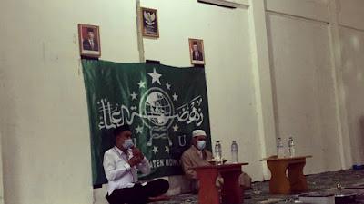 PCNU Bone Bolango Menggelar Pengajian Kitab Adabul Alim Wal Muta'allim