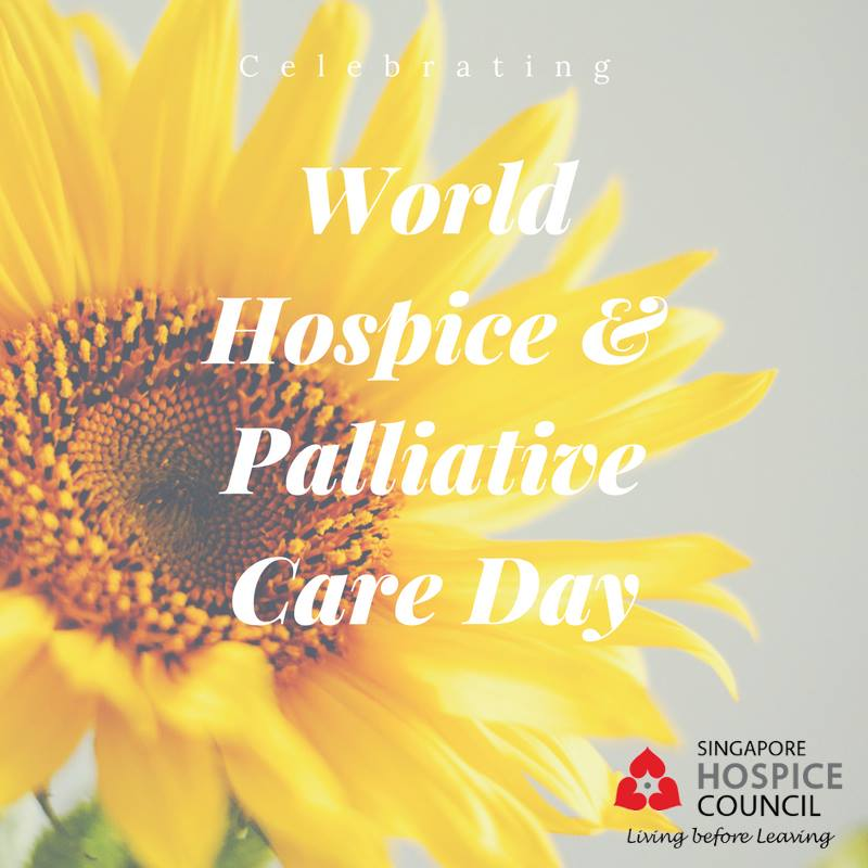 World Hospice and Palliative Care Day Wishes Sweet Images