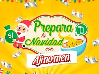 [Sorteo] Prepara tu Navidad con Aji-no-men - Ajinomoto del Perú