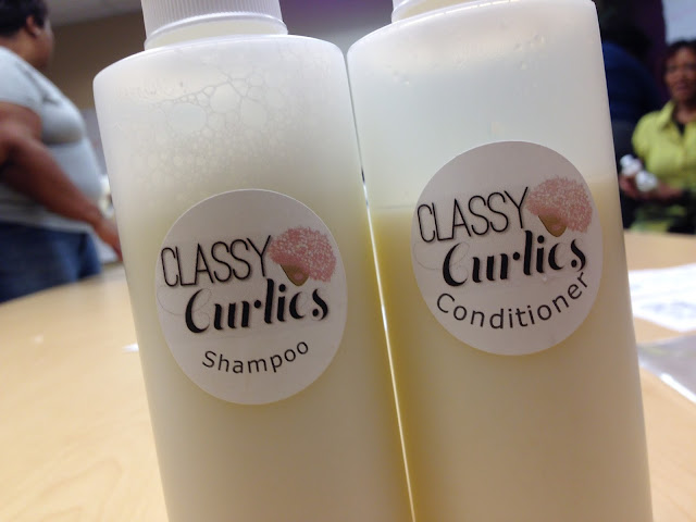 DIY shampoo and conditioner giveaway - ClassyCurlies