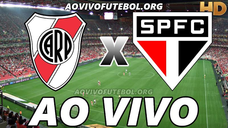 River Plate x São Paulo Ao Vivo Hoje em HD