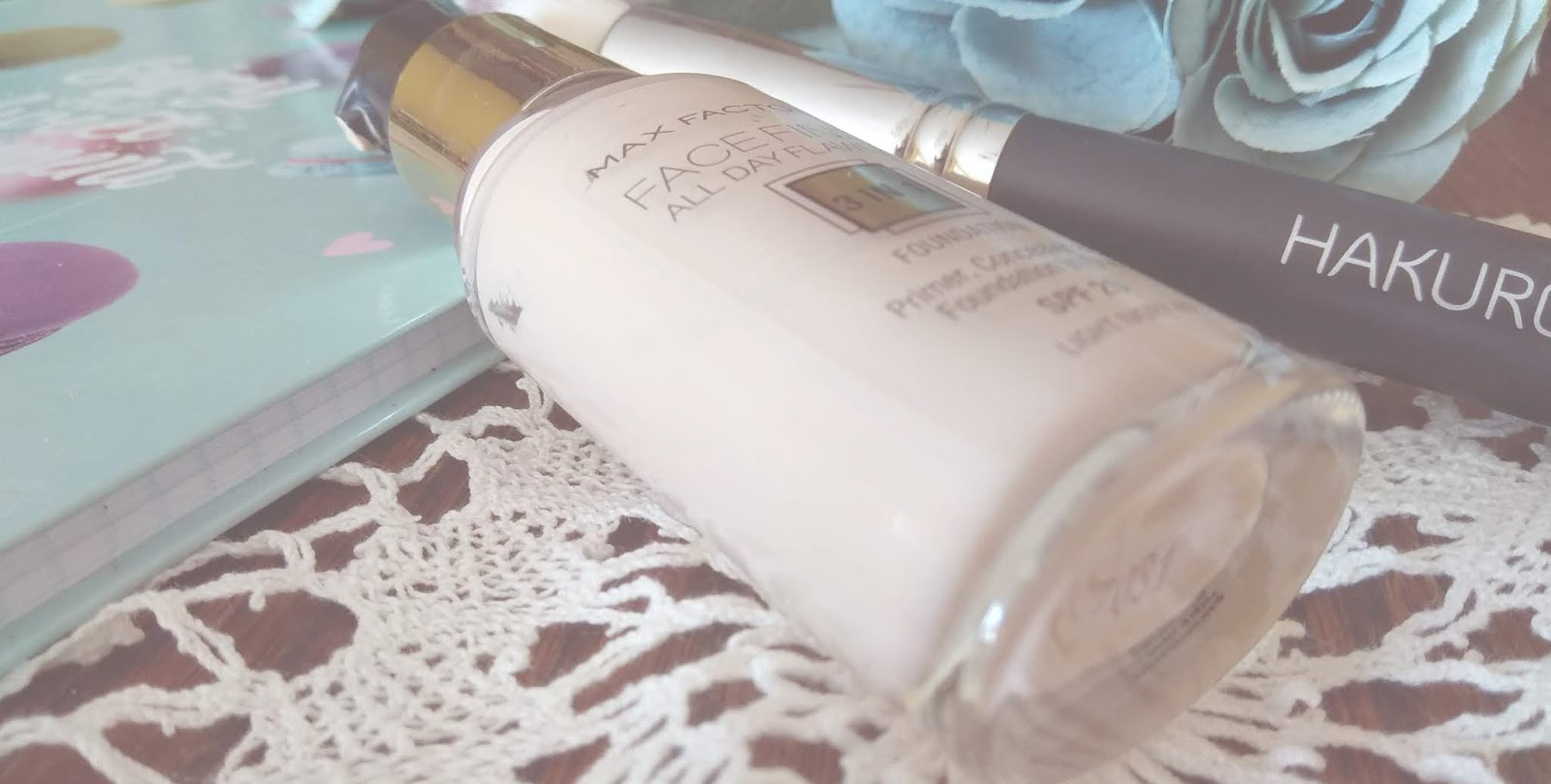 Max Factor Facefinity All Day Flawless - recenzja [opinie]
