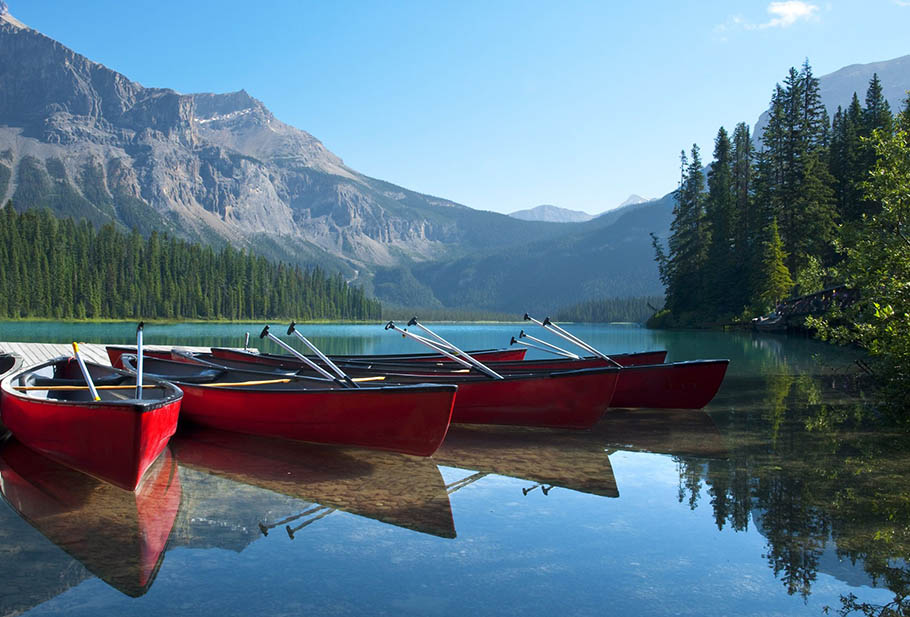 4 Best Outdoor Spots in British Columbia