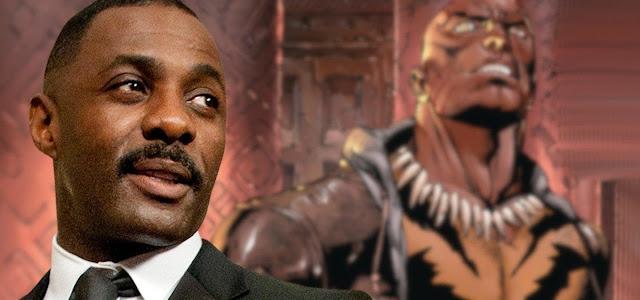 Idris Elba pode ter revelado seu personagem em 'Esquadrão Suicida'