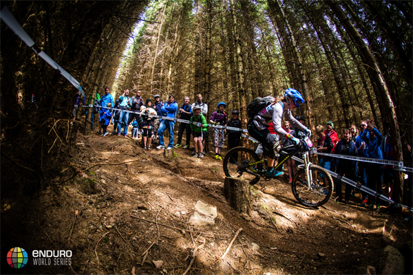 2015 Enduro World Series: Tweedlove, Scotland - Day 1