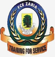 FCE Zaria 2016/2017 B.Ed, NCE, Pre-NCE And Remedial Programmes Admission Form Out