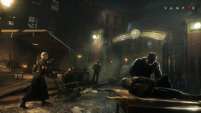 لعبة Vampyr تحقق إطلاق رائع جدا و تسجل هذا الرقم من المبيعات …