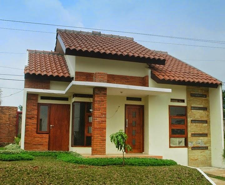 Contoh Desain Rumah Minimalis type 36 72 Berkonsep Modern