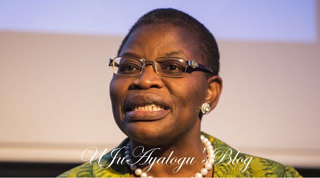 Melaye's recall: Oby Ezekwesili slams Saraki for talking down on Nigerians