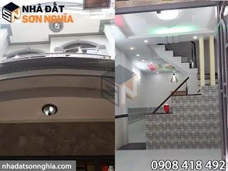 Bán nhà đường Bùi Quang Là phường 12 Gò Vấp - 3.5x8m giá mềm 2.2 tỷ ( MS 042 )
