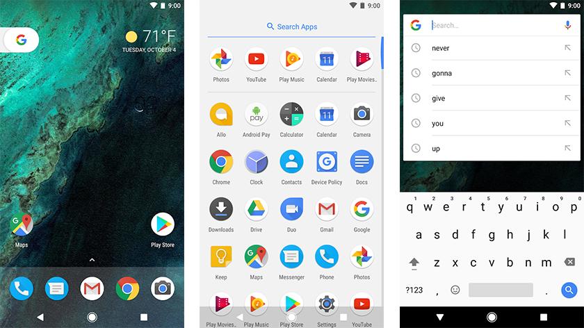 pixel launcher para android ultima versión actualizado