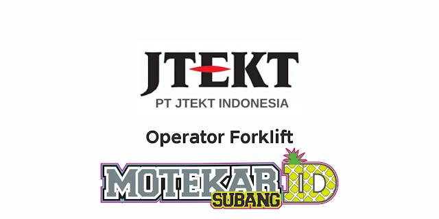 Info Lowongan PT JTEKT Indonesia Maret 2021