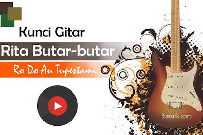 Kunci Gitar Rita Butar-butar - Ro Do Au Tupestami