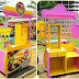 Portable Booth Crepes Rp 2.500.000