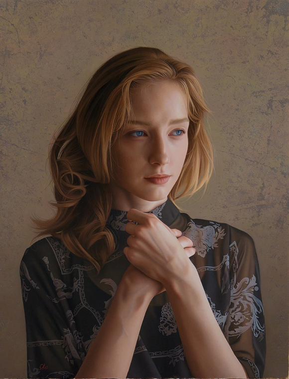 50 Gorgeous Women Portrait Paintings from All Around the World