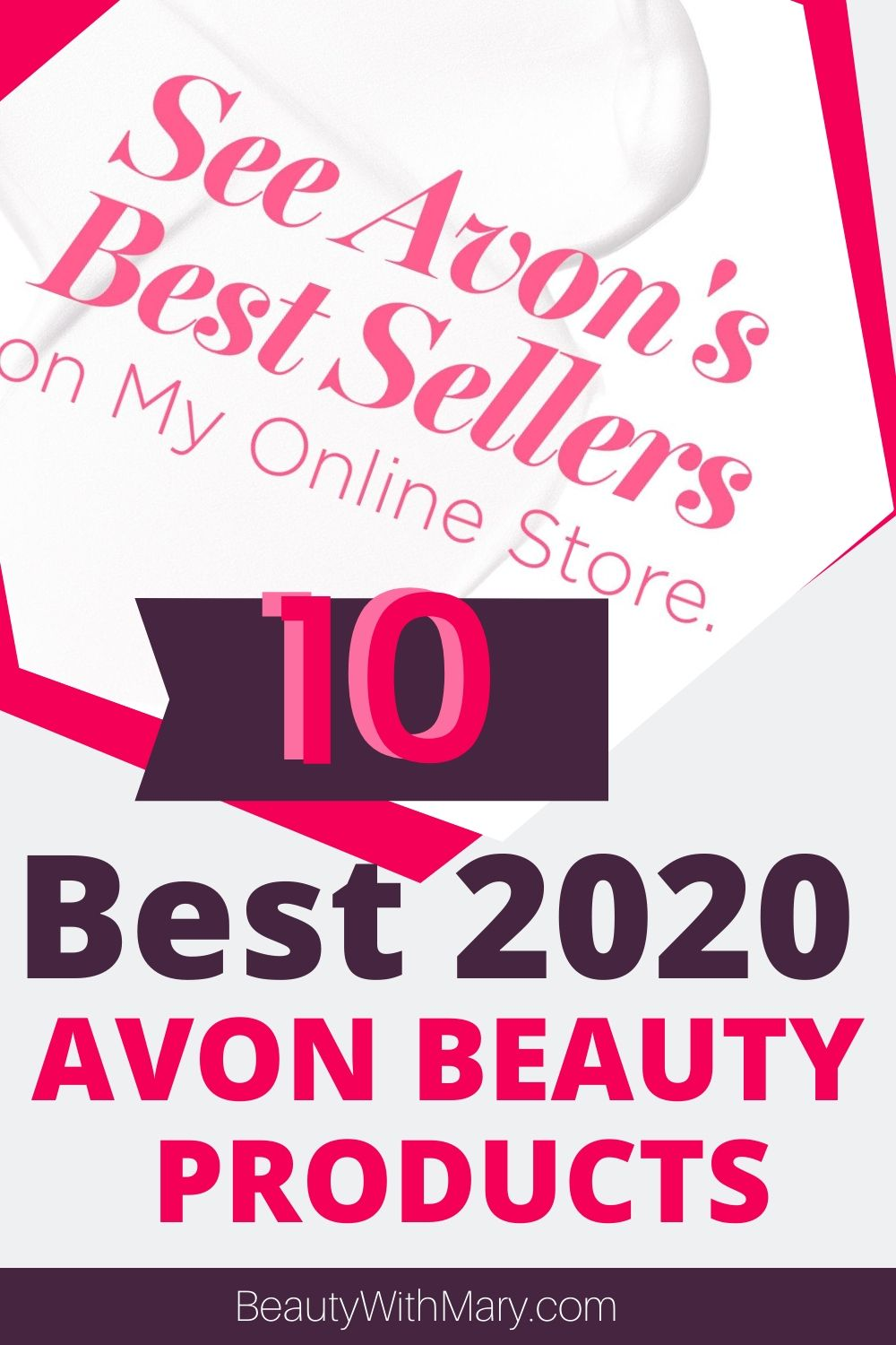Avon's Best-Selling Products