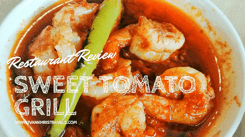 Sweet Tomato Grill restaurant review