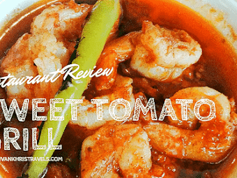Sweet Tomato Grill: something to look forward to when in St. Luke's Quezon City