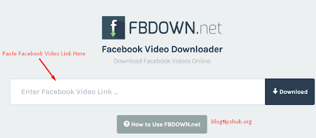 facebook video download online