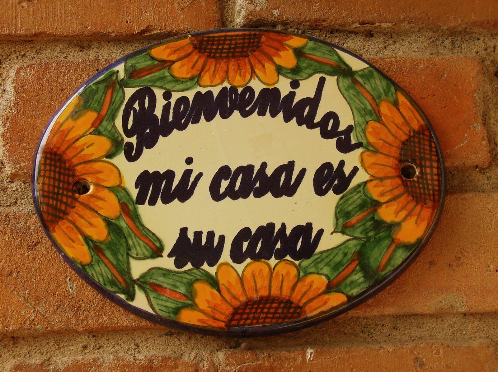 El diario de las manualidades bienvenidos mi casa es tu for Tu casa es mi casa online