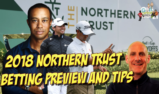 Northern Trust betting tips expert