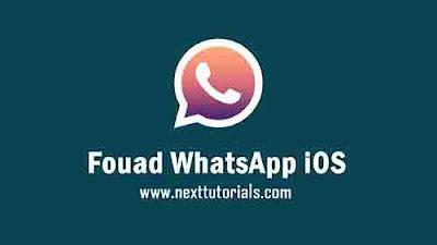 Download Fouad WhatsApp iOS v8.60 Apk Latest Version,Aplikasi Fouad WA iOS v8.60 Terbaru 2020,tema whatsapp mod keren 2020,wa mod anti banned