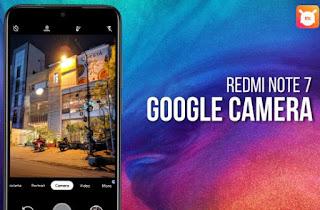 Cara Mengaktifkan Google Camera di Redmi Note 7 Pro